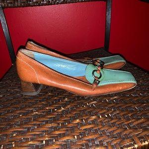 Prada Vintage Heels Loafers
